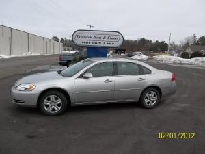 2006 Chevy Impala - Silver